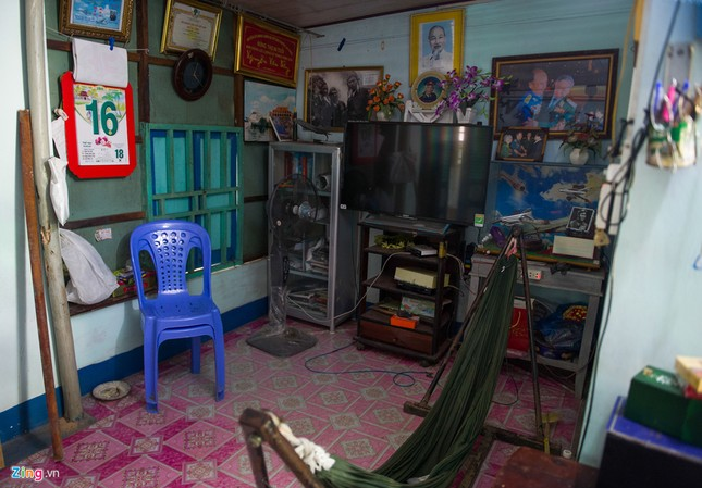Anh hùng Nguyễn Văn Bảy an nghỉ dưới bóng khóm tre vườn nhà ảnh 12