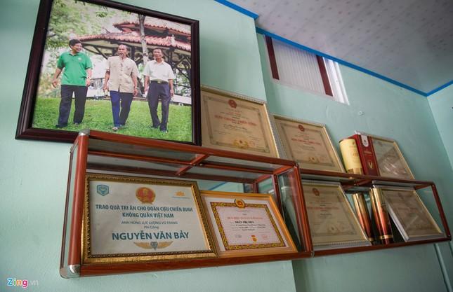 Anh hùng Nguyễn Văn Bảy an nghỉ dưới bóng khóm tre vườn nhà ảnh 13