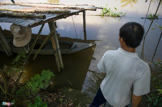 Anh hùng Nguyễn Văn Bảy an nghỉ dưới bóng khóm tre vườn nhà ảnh 17