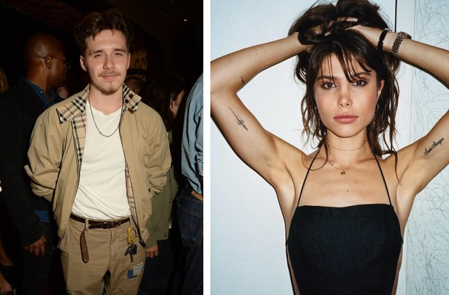 Brooklyn Beckham hẹn hò bạn gái hơn 5 tuổi, ngoại hình giống mẹ Victoria ảnh 1