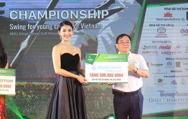 Toàn cảnh Gala trao giải Tiền Phong Golf Championship 2019 ảnh 9