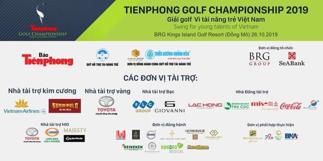 Toàn cảnh Gala trao giải Tiền Phong Golf Championship 2019 ảnh 17