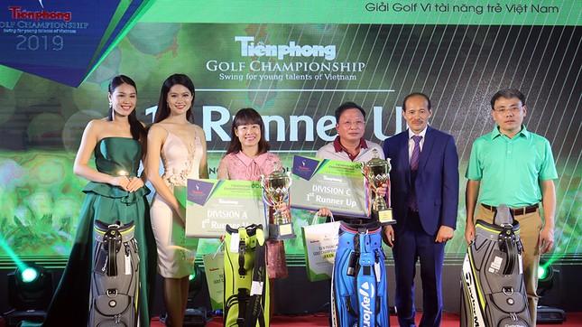 Toàn cảnh Gala trao giải Tiền Phong Golf Championship 2019 ảnh 14