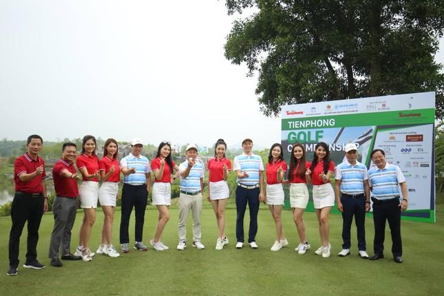 Golfer Bảo Long phát bóng khai mạc Tiền Phong Golf Championship 2019 ảnh 5