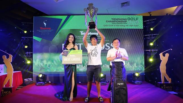 Toàn cảnh Gala trao giải Tiền Phong Golf Championship 2019 ảnh 15