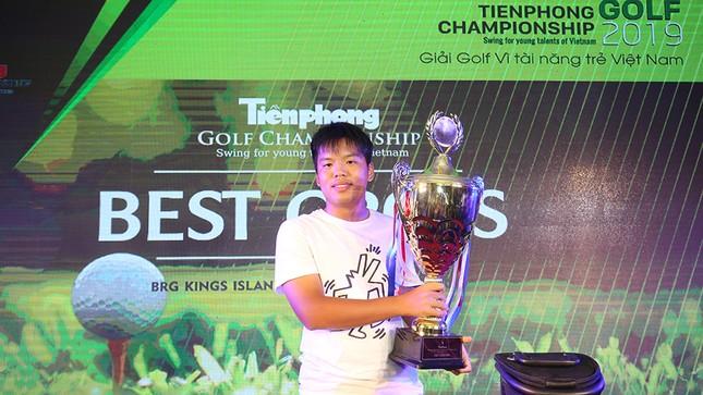 Toàn cảnh Gala trao giải Tiền Phong Golf Championship 2019 ảnh 16