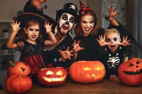 Halloween xuất hiện từ khi nào?
