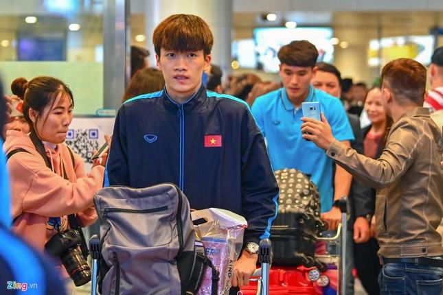 U23 Việt Nam được người hâm mộ chào đón sau thất bại ảnh 4