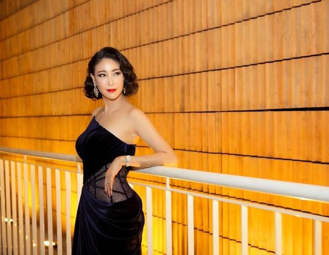 Hoa hậu Hà Kiều Anh tung ảnh bikini khoe dáng nuột nà gợi cảm ảnh 5