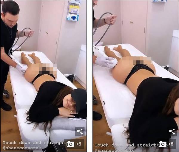 Demi Rose tung ảnh bán nude 'bỏng mắt' hậu 'bảo dưỡng' vòng ba ngoại cỡ ảnh 4