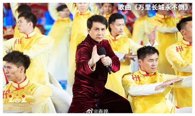 Thành Long, Huỳnh Hiểu Minh cùng dàn sao Hoa ngữ quy tụ ở gala đêm giao thừa ảnh 9