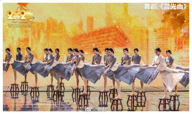 Thành Long, Huỳnh Hiểu Minh cùng dàn sao Hoa ngữ quy tụ ở gala đêm giao thừa ảnh 17