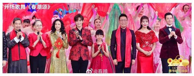 Thành Long, Huỳnh Hiểu Minh cùng dàn sao Hoa ngữ quy tụ ở gala đêm giao thừa ảnh 1