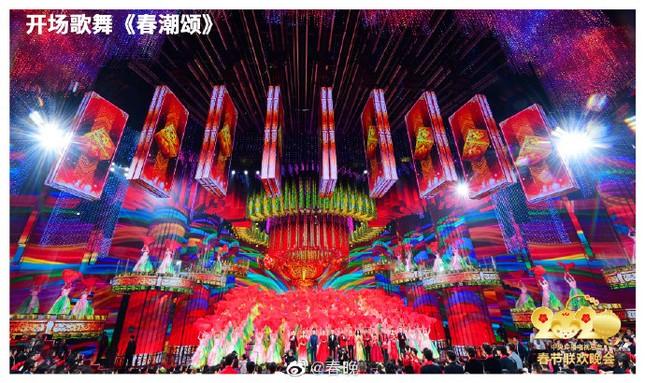 Thành Long, Huỳnh Hiểu Minh cùng dàn sao Hoa ngữ quy tụ ở gala đêm giao thừa ảnh 19