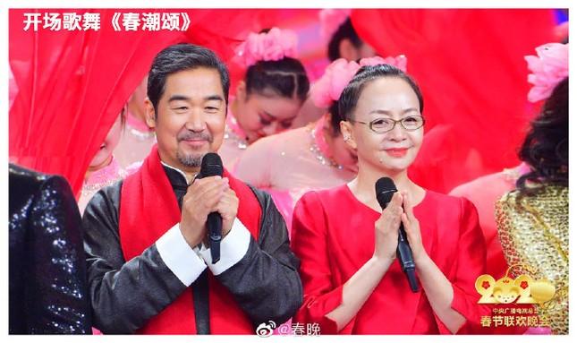 Thành Long, Huỳnh Hiểu Minh cùng dàn sao Hoa ngữ quy tụ ở gala đêm giao thừa ảnh 2