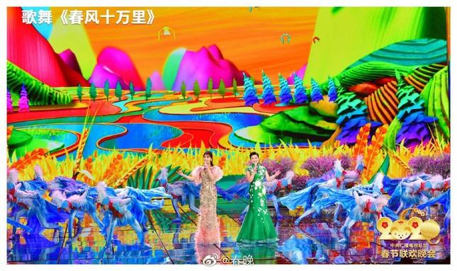 Thành Long, Huỳnh Hiểu Minh cùng dàn sao Hoa ngữ quy tụ ở gala đêm giao thừa ảnh 6