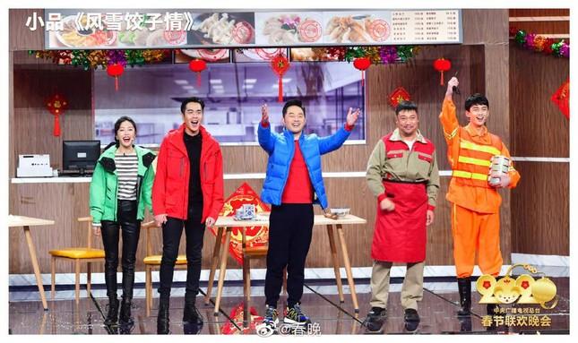 Thành Long, Huỳnh Hiểu Minh cùng dàn sao Hoa ngữ quy tụ ở gala đêm giao thừa ảnh 8