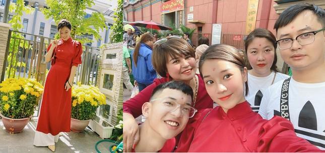 Sao Việt mồng 1 Tết: Hòa Minzy đón Tết ở quê bạn trai, Thang Duy Idol than ế ảnh 7