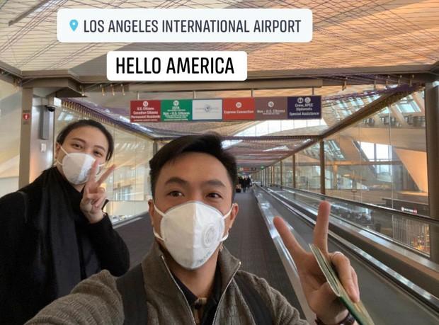 Sao Việt đi chơi Tết giữa 'bão' virus Corona: Ai cũng kín mít khẩu trang ảnh 9