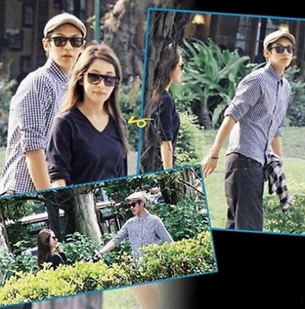 Diva Đài Loan nổi tiếng về những mối tình với trai trẻ ảnh 2