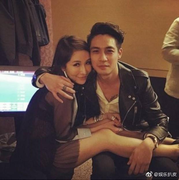 Diva Đài Loan nổi tiếng về những mối tình với trai trẻ ảnh 3