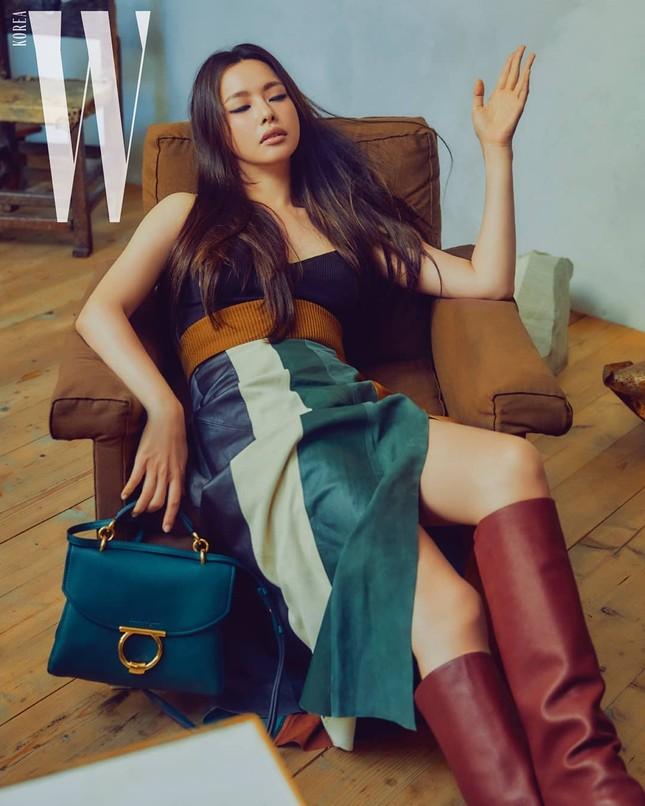 Vì sao 'Hoa hậu đẹp nhất Hàn Quốc' bị chỉ trích dữ dội phải 'đăng đàn' xin lỗi? ảnh 3