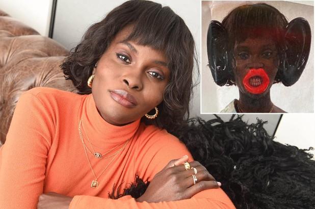 Người mẫu hoá khỉ trên sàn diễn thời trang gây 'sốc' ảnh 1