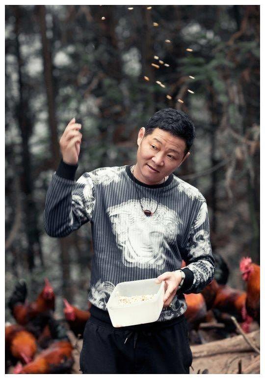 Sao 'Khang Hy vi hành' thành tỷ phú nhờ bỏ diễn lên núi nuôi gà ảnh 3