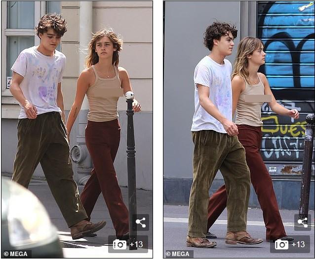 Dẫn bạn gái 'thả rông' xuống phố, con trai Johnny Depps bị chỉ trích ảnh 3