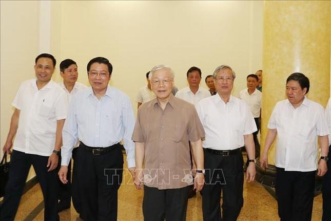 Tổng Bí thư, Chủ tịch nước chủ trì họp Ban Chỉ đạo Trung ương về phòng, chống tham nhũng ảnh 1