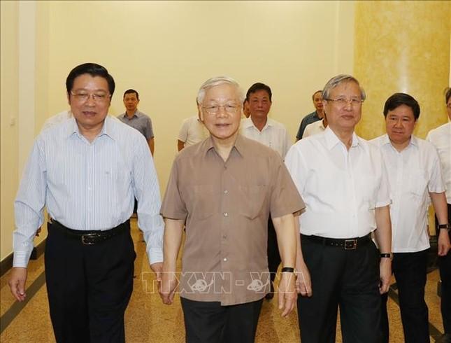 Tổng Bí thư, Chủ tịch nước chủ trì họp Ban Chỉ đạo Trung ương về phòng, chống tham nhũng ảnh 2