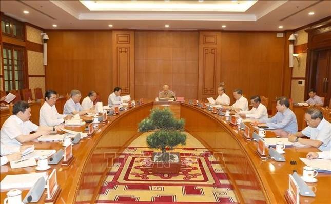 Tổng Bí thư, Chủ tịch nước chủ trì họp Ban Chỉ đạo Trung ương về phòng, chống tham nhũng ảnh 3