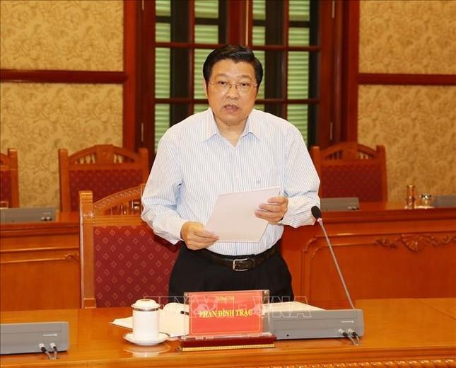 Tổng Bí thư, Chủ tịch nước chủ trì họp Ban Chỉ đạo Trung ương về phòng, chống tham nhũng ảnh 4