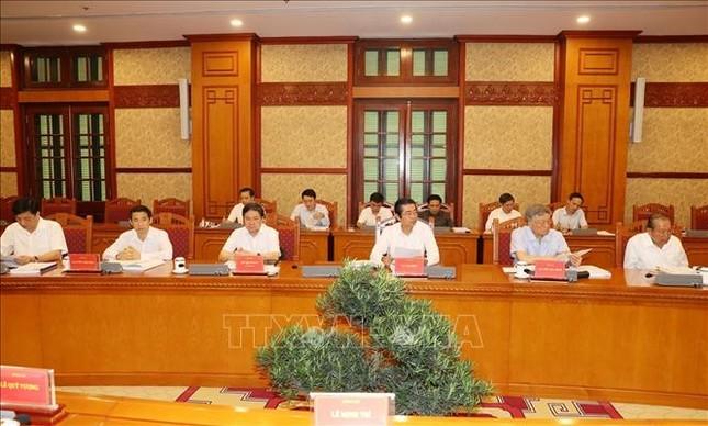 Tổng Bí thư, Chủ tịch nước chủ trì họp Ban Chỉ đạo Trung ương về phòng, chống tham nhũng ảnh 5