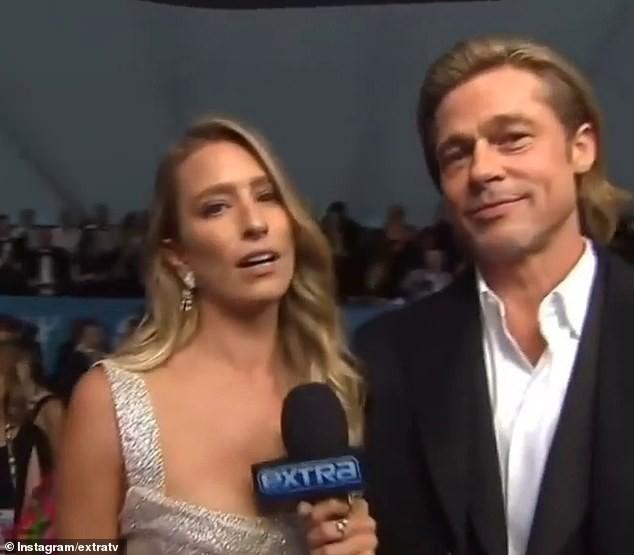 Brad Pitt trông già nua, lôi thôi sau tin đồn hẹn hò nữ phóng viên ảnh 3