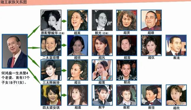 Hề Mộng Dao nhận bao nhiêu trong gia tài khổng lồ sau khi 'vua sòng bài' Macau qua đời ảnh 2