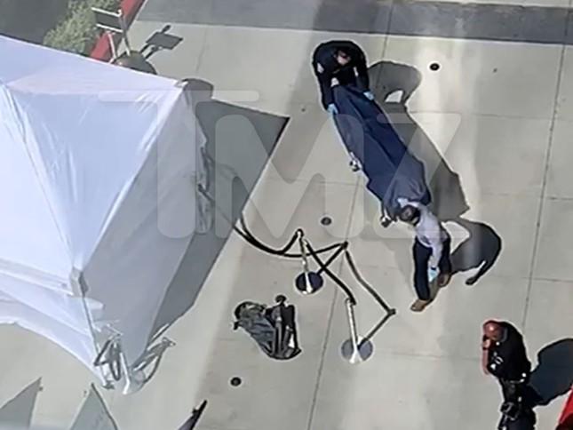 'Trùm' giải trí Hollywood nhảy lầu tự tử từ tầng 27 ảnh 1