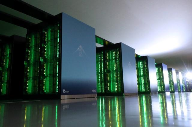 Lí do giúp siêu máy tính Nhật vượt Mỹ, Trung Quốc ảnh 1