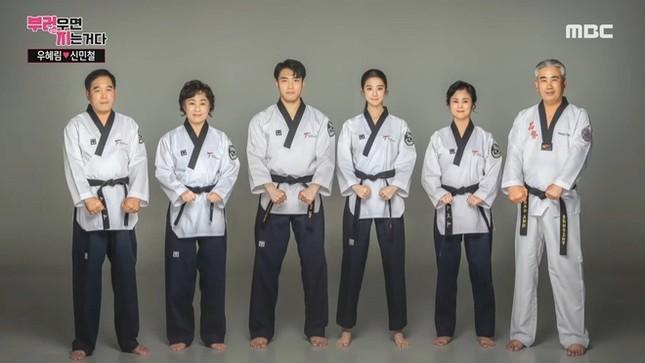 Ảnh cưới đậm chất võ thuật của mỹ nhân Wonder Girls và cao thủ taekwondo ảnh 6