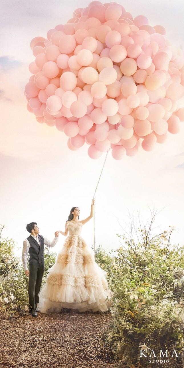 Ảnh cưới đậm chất võ thuật của mỹ nhân Wonder Girls và cao thủ taekwondo ảnh 10