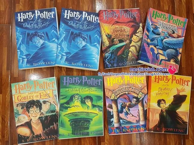 Báo Triều Tiên bất ngờ khen 'Harry Potter' sau 23 năm xuất bản ảnh 1