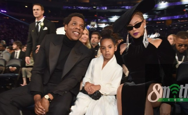 Con gái 8 tuổi của Beyoncé và Jay-Z lập kỷ lục trong làng nhạc ảnh 1
