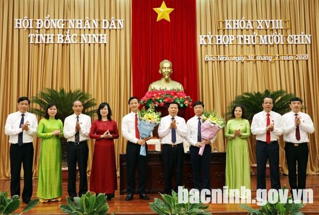 Bầu bổ sung 5 tân Phó Bí thư, Chủ tịch, Phó Chủ tịch UBND tỉnh ảnh 1