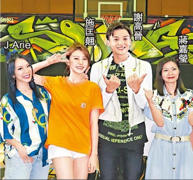Bên trong đài TVB sau khi bị phong toả do nữ ca sĩ mắc COVID-19 ảnh 4