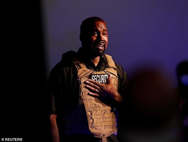 Đơn đăng ký ứng viên tổng thống của Kanye West có dấu hiệu gian lận ảnh 3