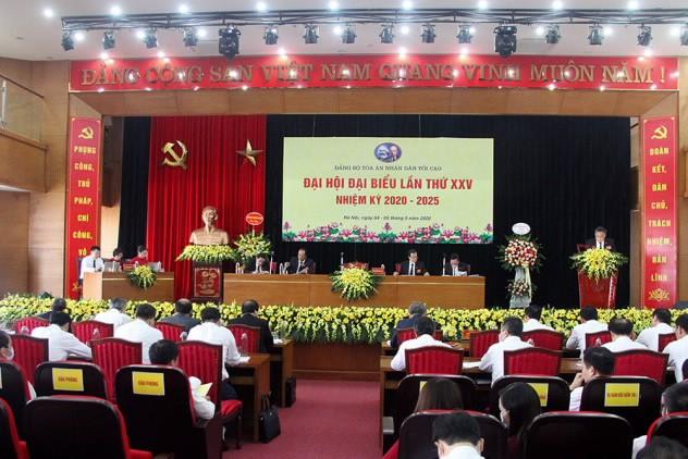 Ông Lê Hồng Quang làm Bí thư Đảng bộ Tòa án nhân dân tối cao ảnh 2