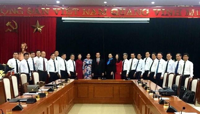 Ông Lê Hồng Quang làm Bí thư Đảng bộ Tòa án nhân dân tối cao ảnh 6