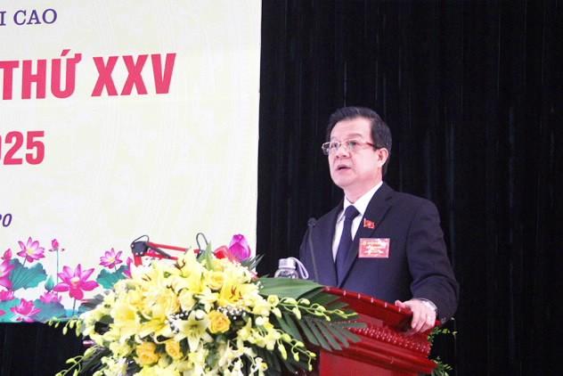 Ông Lê Hồng Quang làm Bí thư Đảng bộ Tòa án nhân dân tối cao ảnh 7