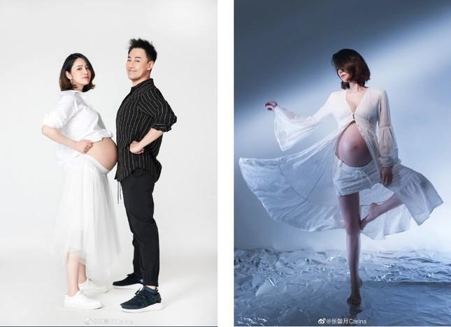 Báo tin vợ sinh, Lâm Phong khoe luôn bộ ảnh bầu 'Ngộ Không – Bát Giới' ảnh 5
