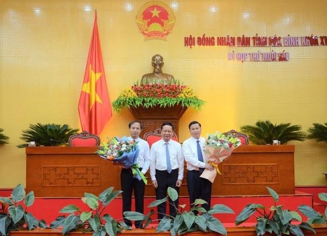 Bản tin 8H: Thủ tướng ký các quyết định nhân sự ảnh 1